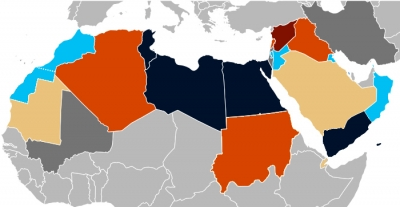 The Arab nations